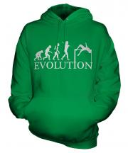 High Jump Evolution Unisex Adult Hoodie