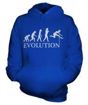 Hurdler Evolution Unisex Adult Hoodie