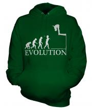 Diving Evolution Unisex Adult Hoodie