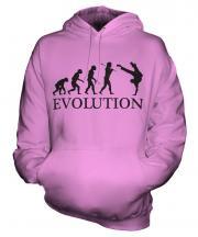 Street Dance Evolution Unisex Adult Hoodie