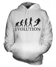 American Football Evolution Unisex Adult Hoodie