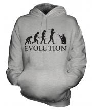 Us Cop Evolution Unisex Adult Hoodie