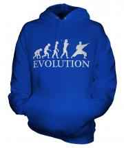 Martial Arts Evolution Unisex Adult Hoodie