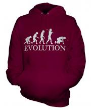 Sprint Runner Evolution Unisex Adult Hoodie