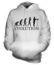Orchestra Conductor Evolution Unisex Adult Hoodie
