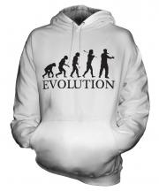Rapper Evolution Unisex Adult Hoodie