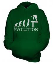 Balance Beam Evolution Unisex Adult Hoodie
