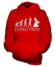 Belly Dancer Evolution Unisex Adult Hoodie