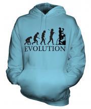 Cross Trainer Evolution Unisex Adult Hoodie