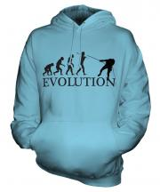 Canyoning Evolution Unisex Adult Hoodie