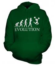 Cheerleader Evolution Unisex Adult Hoodie