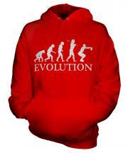 Fitness Evolution Unisex Adult Hoodie