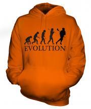 Lacrosse Evolution Unisex Adult Hoodie