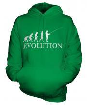 Fishing Evolution Unisex Adult Hoodie