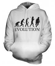 Gaelic Football Evolution Unisex Adult Hoodie