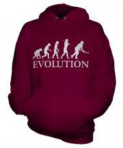Hockey Evolution Unisex Adult Hoodie