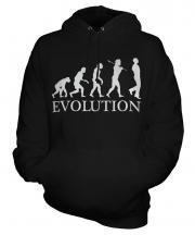 Irish Dancing Evolution Unisex Adult Hoodie