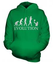 Water Polo Evolution Unisex Adult Hoodie