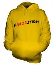 Love Revolution Unisex Adult Hoodie