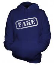 Fake Stamp Unisex Adult Hoodie