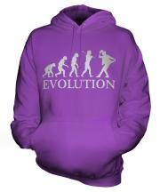 Popstar Moonwalk Evolution Unisex Adult Hoodie
