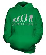 Cleaner Evolution Unisex Adult Hoodie