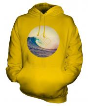 Summer Surf Unisex Adult Hoodie